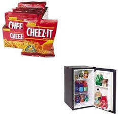 KITAVASHP2501BKEB12233  Value Kit  Avanti Freestanding Refrigerator AVASHP2501B and Kelloggs CheezIt Crackers KEB12233 *** Find out more about the great product at the image link.  This link participates in Amazon Service LLC Associates Program, a program designed to let participant earn advertising fees by advertising and linking to Amazon.com.