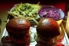 Egalitie, Fraternity, And A Slice Of Cheddar: On London Burgers - Meat Liquor Meat Liquor, Burger Meat, London Restaurants, Fraternity, Light Recipes, Street Food, Cheddar, Burgers, Hamburger