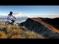 Check out the amazing footage of downhill mountain biker Brook MacDonald, as he scales down a new trail on Mt Burke. The trail is located in the Wanaka Lake District of southern New Zealand, one of the most visually appealing landscapes in the world.