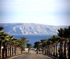 כנרת  Sea of Galilee (Israel)