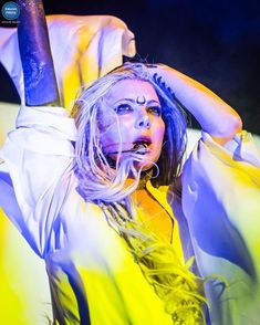 Epic Firetruck's Maria Brink & In This Moment ~ Maria Brink, Music Photographer, Into The Fire, Concert Photography, Metal Girl, Alternative Music, Music Stuff, Hard Rock, Girl Power