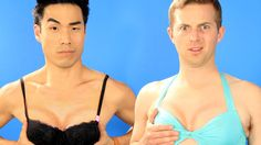 b60e68a832 The Try Guys Try Boob Contouring