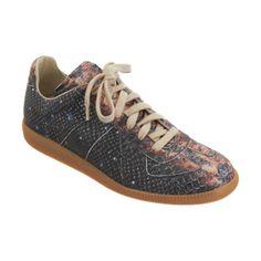 Maison Martin Margiela Galaxy Phython Shoe