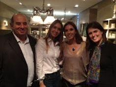 Josias, Renata Florenzano, Ester Schatan e Tatiana