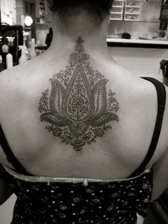 Love this lotus design