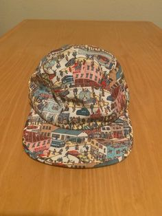 48ad165f1fa51 Wheres Waldo 5 Panel Camp hat  fashion  clothing  shoes  accessories   mensaccessories