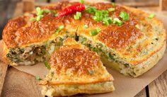 Quiche au thon sans pâte au Thermomix – Cuisine Momix Spanakopita, Bruschetta, Salmon Burgers, Barbecue, Entrees, Healthy Recipes, Breakfast, Ethnic Recipes, Recipes
