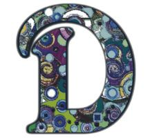 The Letter D by gretzky