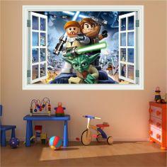 1000 images about star wars mural ideas on pinterest. Black Bedroom Furniture Sets. Home Design Ideas