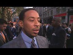 Fast & Furious 6: Ludacris UK Premiere Interview --  -- http://wtch.it/kduRZ