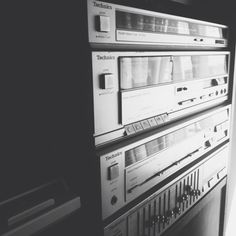 A must from the past #technics