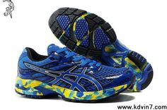 Cheap off to Sale Asics GEL Noosa Tri 6 Mens Royal Blue Yellow with Western Union Football Shoes, Nike Basketball, Nike Football, Cheap Jordan Shoes, Jordan Sneakers, Nike Shoes Cheap, Blue Sneakers, Tennis