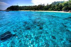 Snorkelling the Stunning Similan Islands
