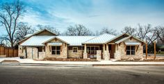 Hill Country Home with Custom Features - 64005BB | Craftsman, Hill Country, Exclusive, Luxury, Photo Gallery, Premium Collection, 1st Floor Master Suite, Butler Walk-in Pantry, CAD Available, Den-Office-Library-Study, In-Law Suite, PDF | Architectural Designs