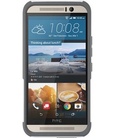 Otterbox Commuter Case HTC One M9 Glacier