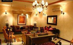 Al Khair Wooden TV Lounge Living Room Home Decor Interior Desi