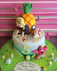 See 2 photos from 6 visitors to Cupcake Couture. Cupcake Couture, Spongebob, Birthday Cake, Desserts, Food, Tailgate Desserts, Deserts, Sponge Bob, Birthday Cakes