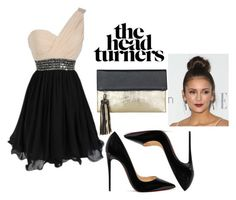 """""""Untitled #1"""" by polyvoream ❤ liked on Polyvore featuring Christian Louboutin and BeckSöndergaard"""