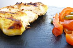BBQ time - chicken breast indian style