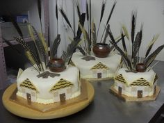African Wedding Cakes | African Traditional Wedding Cakes | Suronah Bridal Boutique