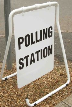 Image 8 Polling Stations, Signs, Image, Decor, Decoration, Shop Signs, Decorating, Sign, Deco