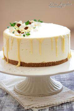 Angellove's Cooking: Чийзкейк Рафаело / Raffaello Cheesecake