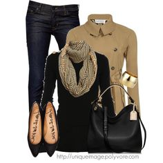 """""""Casual Fall"""" by uniqueimage on Polyvore"""
