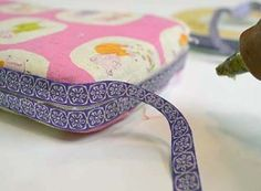 Lots of baby ideas.  Pacifier clips