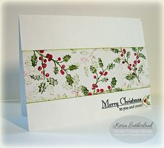 Rejoicing Every Moment: Christmas Silhouettes Blog Hop