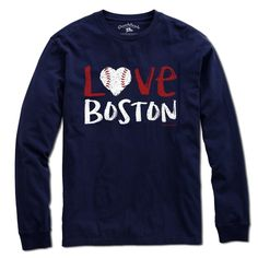 Love Boston T-Shirt