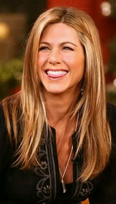 Jen Aniston haircut for when my hair gets longer