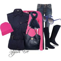 Latest Outfits for Women Fall Winter 2013 | Style-choice