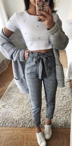 F A S H I O N 50 Best Summer Outfits for Women Moda Trends Mode Moda Modetrends outfit Outfit ideen outfits Summer Trends Women Cool Summer Outfits, Work Outfits, Fall Outfits, Casual Outfits, Cute Outfits, Women's Casual, Casual Summer, Teen Outfits, Crop Too Outfits