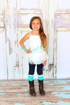 white tulle dress for little girls  boutique