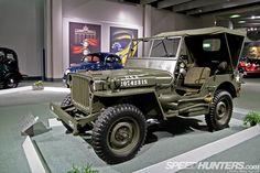 1943 Ford-built Model GPW