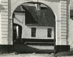 Farm, Picardy, Flanders, France 1950