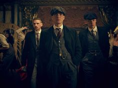 Peaky Blinders review: Dark Knight's Tom Hardy is a sinister new foil to Cillian…