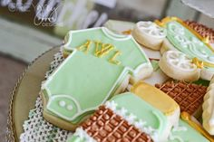 Baby Shower Party Ideas | Photo 9 of 37 | Catch My Party
