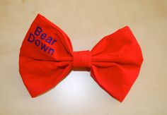 BEAR DOWN BOW! Someone please buy me this!?!? <3
