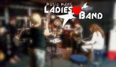 #bandpractice #drums #keys #electric #guitar #acoustic #sing #reality  MusicMansLadiesBand.com