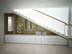 44 Unbelievable Storage Under Staircase Ideas Bewitching Your Staircase Look Clever