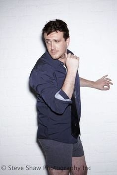 Jason Segel. If Danny and I split, I will only remarry if it is him!