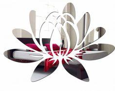 Nástenné akrylové zrkadlá v modernom dizajne Acrylic Mirror, Bedroom Decor, Living Room, Ebay, Wall Mirror, Mirrors, Jewelry, Design, House