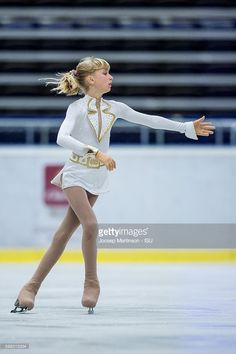 News Photo : Alexandra Feigin of Bulgaria competes during the...
