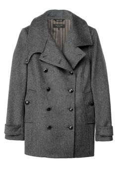 ...because the most stylish coat out there looks cut for him #doublebreasted #peacoat