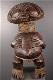 Ancestor figure - Tikar, Cameroon