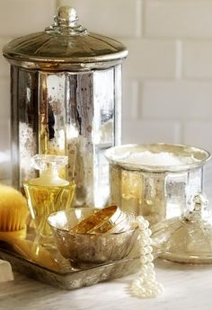 1000 Images About Mercury Glass On Pinterest Mercury Glass Mercury And Vases