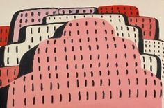 Philip Guston. City. 1968