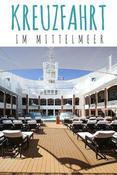 Blogartikel: Norwegian Epic - meine Kreuzfahrt im Mittelmeer #Kreuzfahrt #NorwegianEpic #Mittelmeer #Reise #Urlaub #Reiseblog #Reiseblogger #cruise #MediterraneanSea #travel #luxurytravel #travelblog #travelblogger