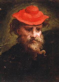 Self Portrait - Parmigianino